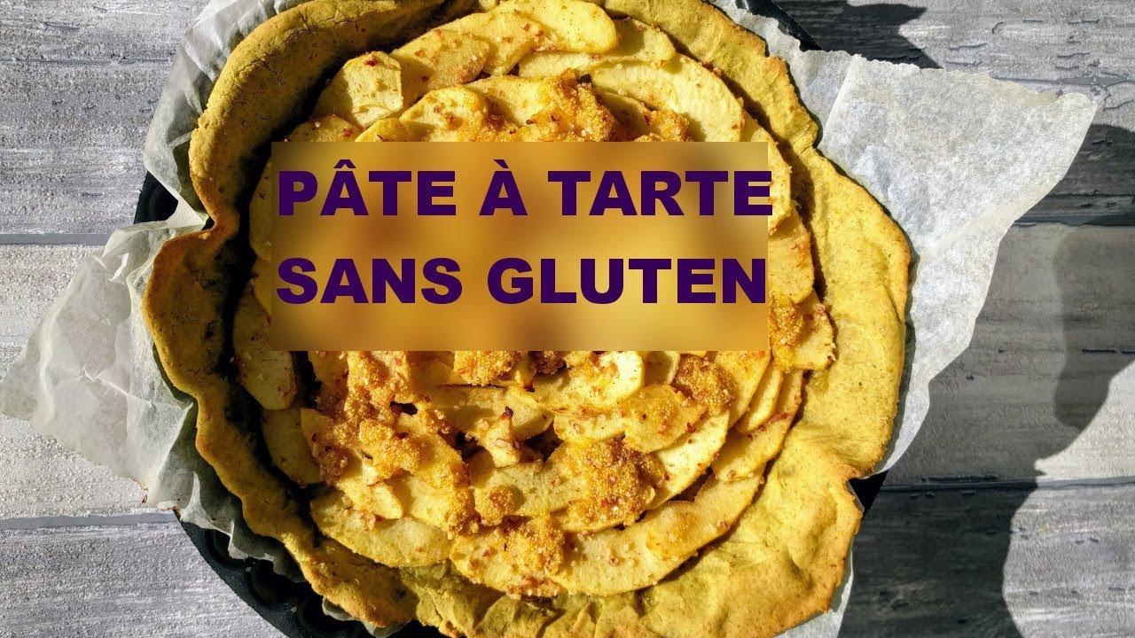 Pâte à tarte sans gluten: voici comment faire! - YouTube