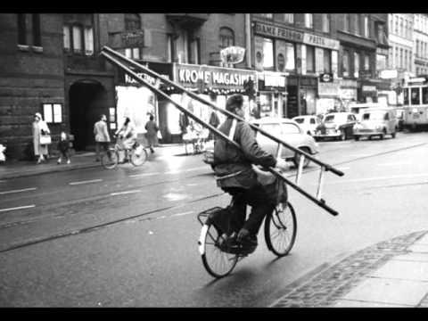 Inger Lise Gaarde  -  Det gamle Nørrebro  -1972