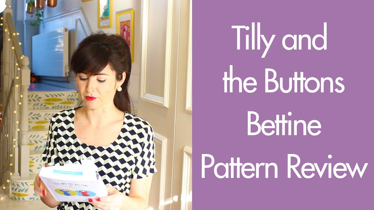 Tilly And The Buttons Patterns Interesting Design Inspiration