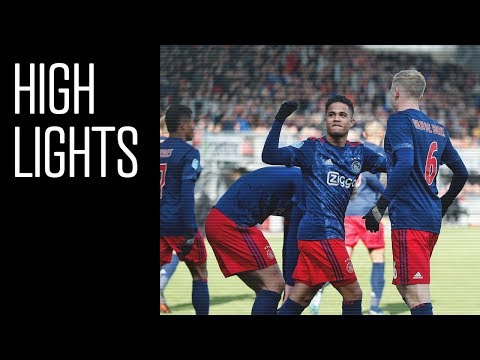 Highlights Sparta Rotterdam - Ajax