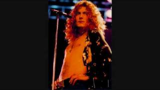 Robert Plant «It Keeps Rainin