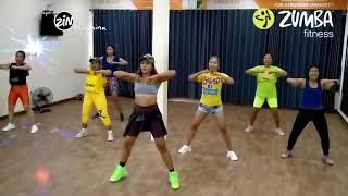 Dembow Pa Bajo Dj Silva Zumba Dance Fitness Zin Mamina