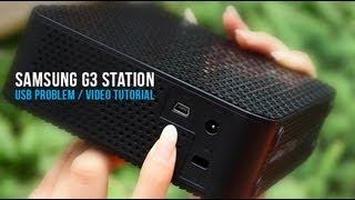 Ako opraviť externý HDD (Samsung G3 Station problem)
