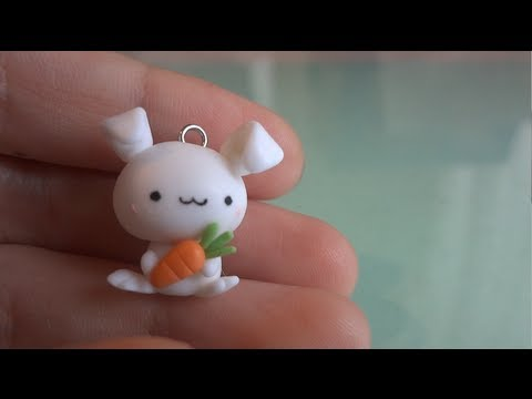 Bunny with Carrot Tutorial