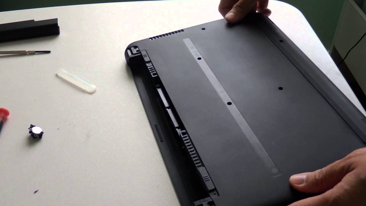 Hp Notebook Tpn I120 Youtube