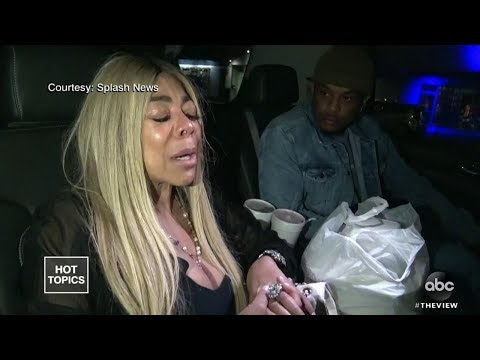 Wendy Williams Breaks Down Over Husband Drama | The View