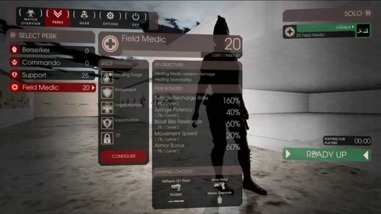 Level Quick Floor Leveler : Killing floor easy and fast level perks by ligala
