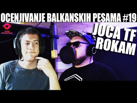 OCENJIVANJE BALKANSKIH PESAMA - JOCA TF - ROKAM (Official Music Video)