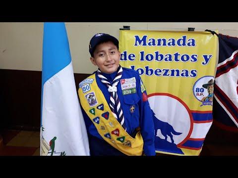 Imposición de la insignia de Lobo Rampante a Eduardo Sebastián Navarro Sandoval - 15 junio 2019