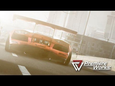 Premiere Works: Liberty Walk Lamborghini Aventador (Bandung, Indonesia)