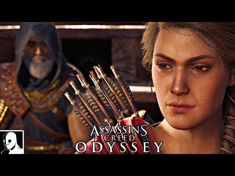 Assassin's Creed Odyssey Episode 2 Schattenerbe DLC Deutsch #2 - Wir müssen helfen thumbnail