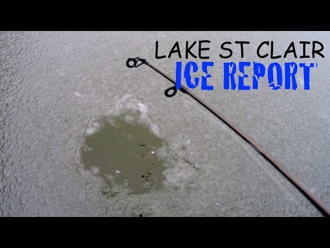 ICE FISHING 2019 - Elusive First Ice