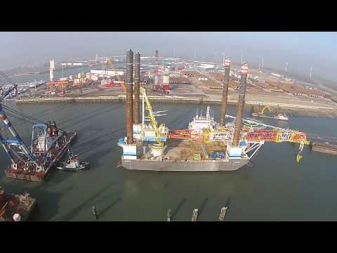 VDS Offshore Construction Terminal VLISSINGEN / EEMSHAVEN