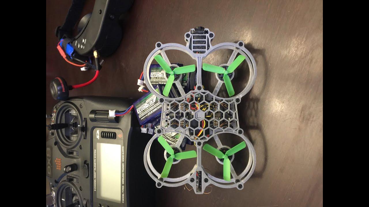 how to make a mini quadcopter