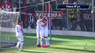 Gol Parade San Severo-Potenza (0-2)