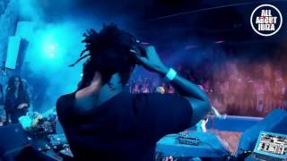 STACEY PULLEN at ZOO PROJECT IBIZA © AllaboutibizaTV