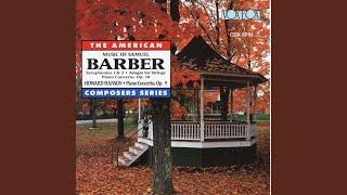 Gambar cover Adagio for Strings, Op. 11