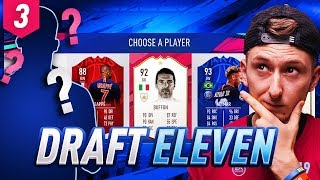 PIĘKNA BRAMKA! - FIFA 19 DRAFT ELEVEN Se05 [#3]