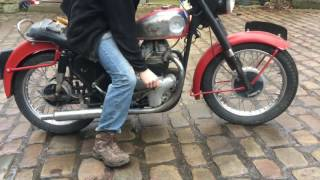 bsa a10 road rocket for sale on ebay