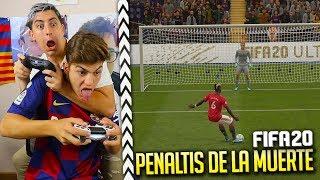 PENALTIS DE LA MUERTE FIFA 20!!!