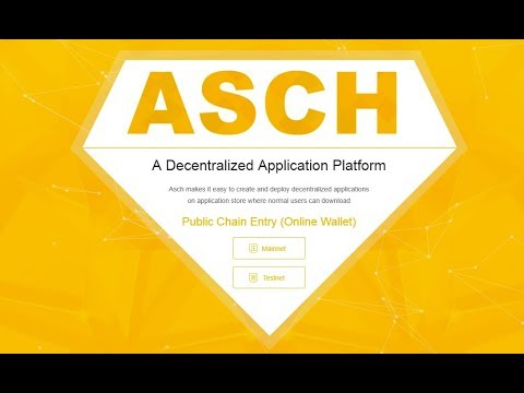 Undervalued Cryptocurrencies: Asch (XAS)