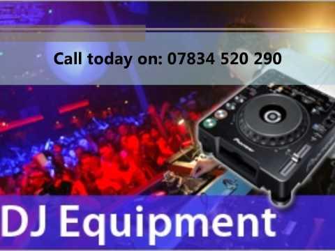 PA Hire London DJ Equipment Rental Heathrow Sound