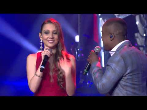 Alexandre Pires e Bella Schneider no 'The Voice Brasil' - Final | 4ª Temporada