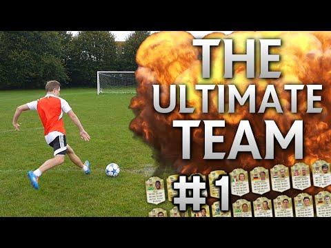 FIFA 16 - CROSSBAR CHALLENGE | The Ultimate Team #1