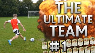 Fifa 16 - crossbar challenge | the ultimate team #1