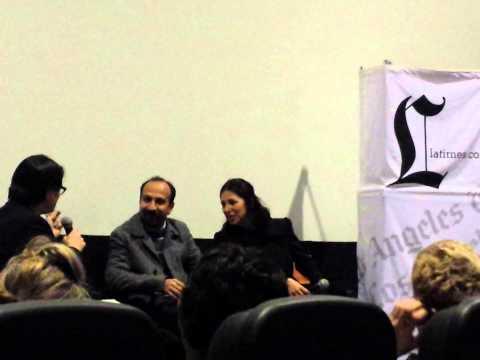 Asghar Farhadi Los Angeles Times QA
