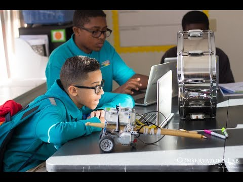 Lego Robotics at Conservatory Lab Charter School