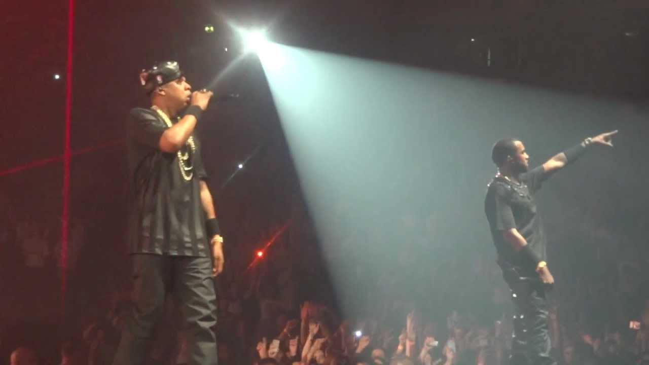 Kanye Jay Z Watch The Throne Tour