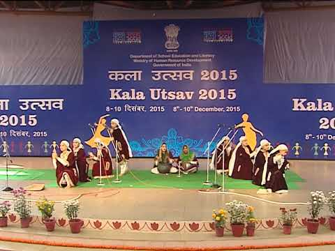 Music Performance/Jammu & Kashmir-2015