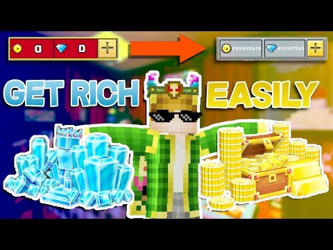 HOW TO GET COINS/GEMS EASILY IN PIXEL GUN 3D! (iOS/Android)
