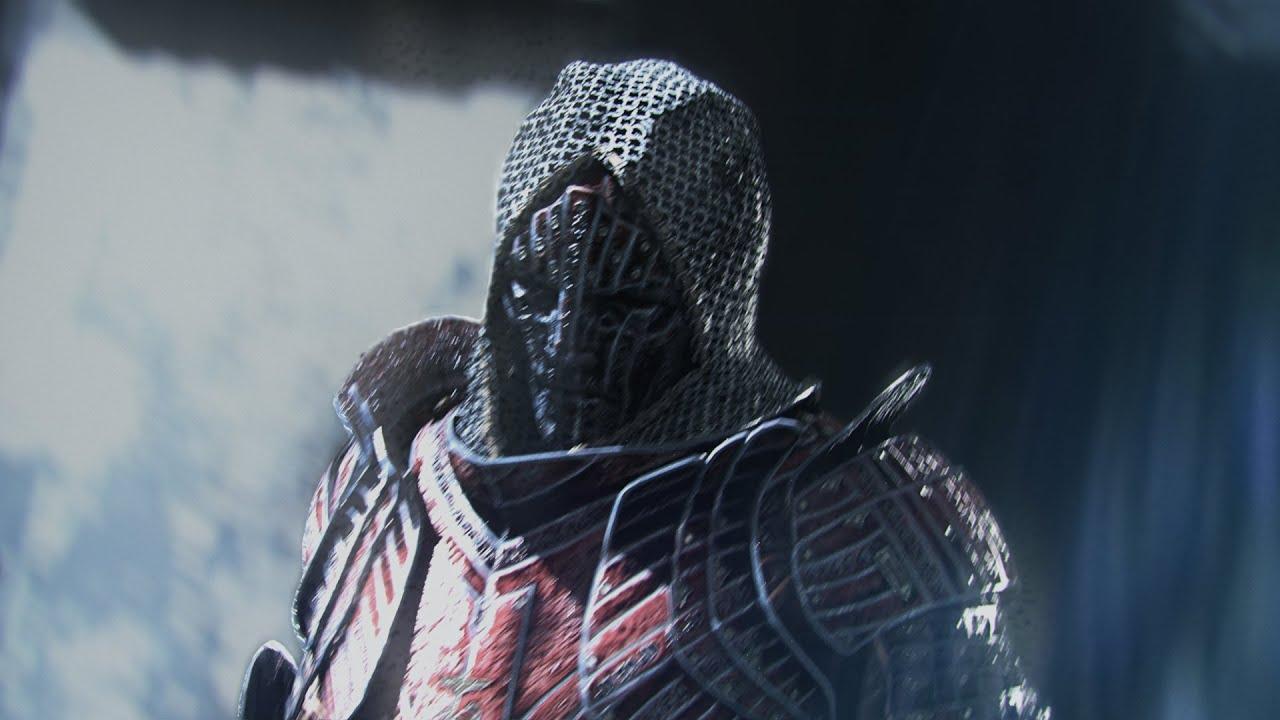 Mortal Shell: Official Launch Trailer - 'Birth of Solomon'