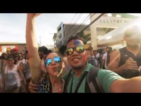 SINULOG 2015 Street Party