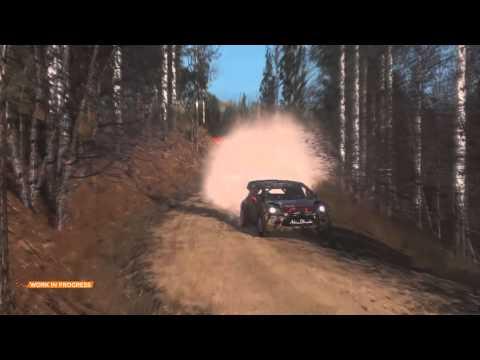 Sebastien Loeb Rally Evo - Video