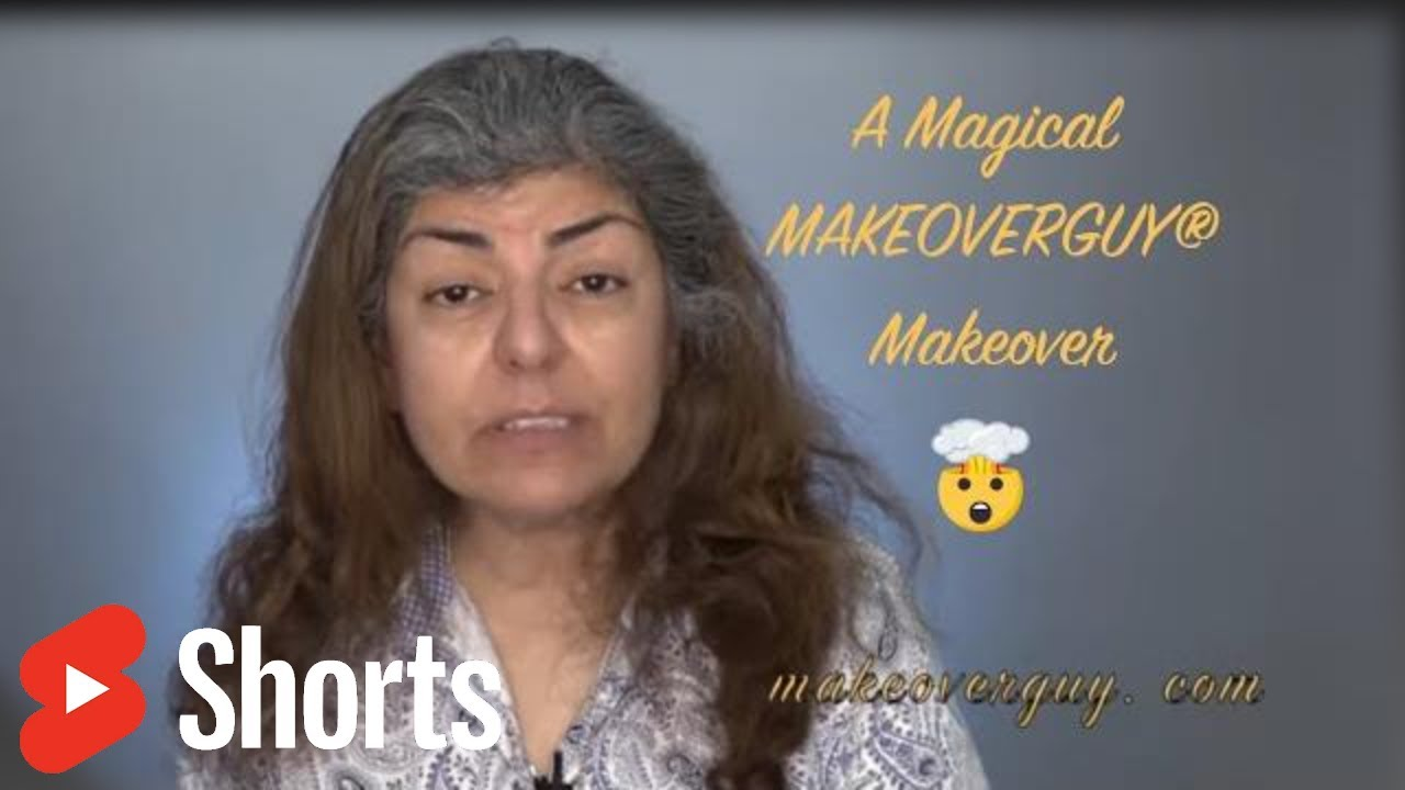 Told She Was Ugly and Stupid She Gets The Last Word: A MAKEOVERGUY® Makeover
