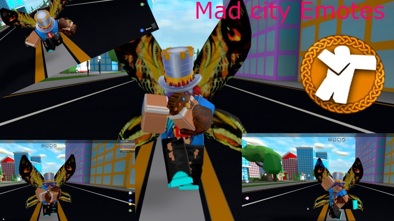 Mad City Hack Script Unlock All Emotes New By Aka Duy