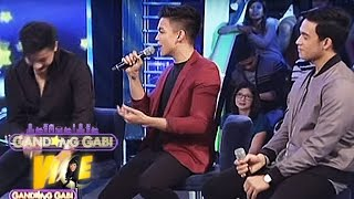 GGV: Alex and Diego speak English with accent