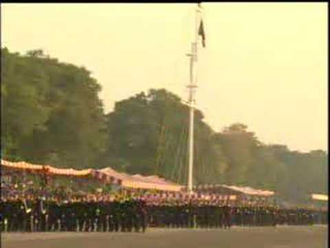 Indian National Defence Academy (NDA) Passing Out Parade