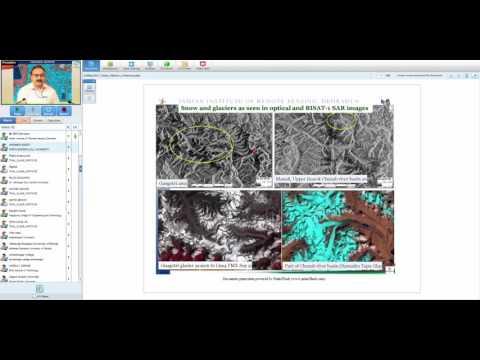 26 May 2017 Snow glacier mapping monitoring and snow melt runoff  Dr.  Praveen K Thakur