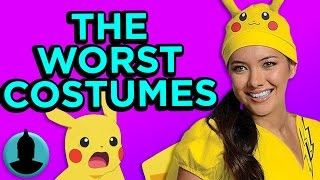 10 Halloween Costume Screw Ups! (ToonedUp #199) | ChannelFrederator