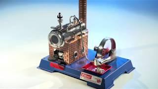 Wilesco D6 machine à vapeur