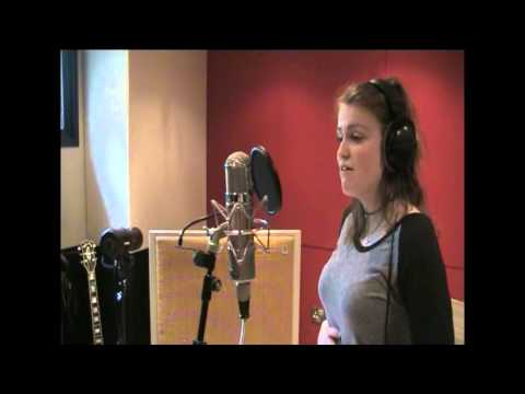 Orla ONeill 'On Her Own' recording at Universal Music