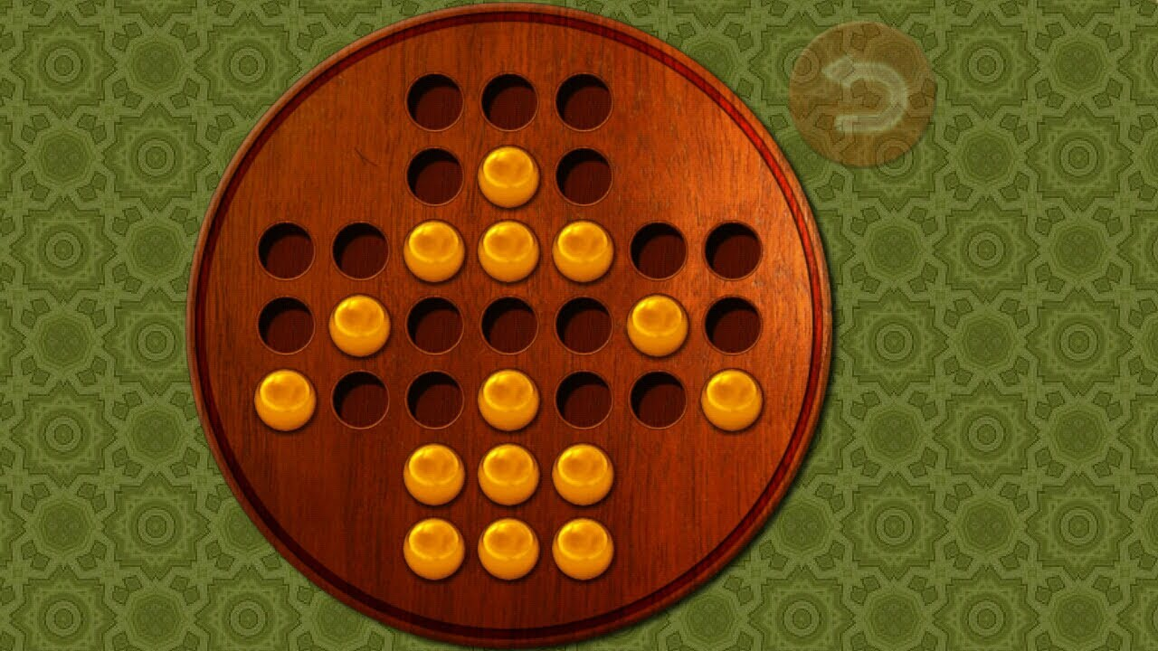 how to solve chinese checkers