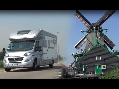 Olanda in camper e bici - Netherlands by motorhome and bike