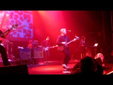 New Order - Elegia + Crystal. Live at Brussels