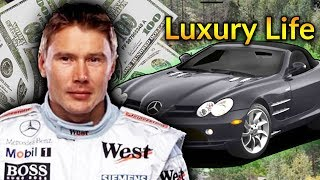 Mika Häkkinen Luxury Lifestyle | Bio, Family, Net worth, Earning, House, Cars