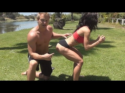 Kim Kardashian Workout: To Make Your Butt Look Bigger